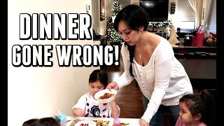 Download SURPRISE DINNER GONE WRONG - Dancember 20, 2017 - ItsJudysLife Vlogs Video