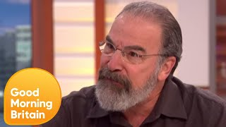 Download Homeland Opened Mandy Patinkin's Eyes To Worldwide Refugee Crisis | Good Morning Britain Video
