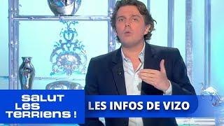 Download Les infos de Vizo - 17/02 - Salut les Terriens Video