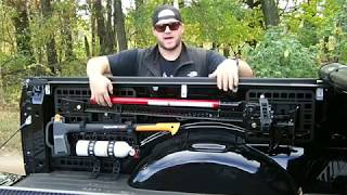 Download BuiltRight Industries Bedside Rack System Overview - Ford F-150 Video