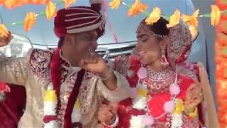 Download Dulahin Chalay Sasuraal...Vinod & Sacha - Rakesh Yankarran - Lalboys Video and Editing # 378 - 0871 Video