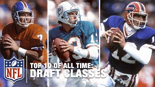 Download Top 10 Draft Classes of All Time | NFL Video