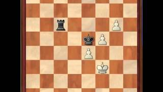 Download Rook vs Three Pawns Endgame Video