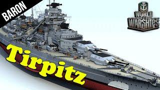 Download Tirpitz Glorious Return World Of Warships Bisma Video