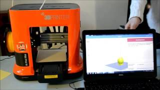 Download XYZprinting da Vinci Mini unboxing ! Video