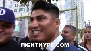Download MIKEY GARCIA INFORMS CONOR MCGREGOR: ″FLOYD DON'T FIGHT HERE IN CALI...LET'S DO IT″ Video