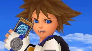 Download Kingdom Hearts- Chain of Memories in a nutshell Video