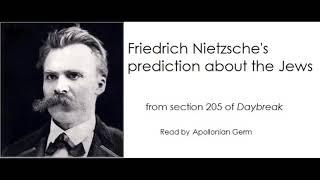 Download Nietzsche's Prediction About the Jews Video