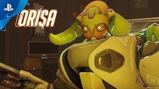 Download Overwatch – New Hero Orisa Is Now Live! | PS4 Video