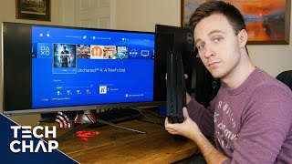 Download PS4 Pro on an Ultrawide Monitor! How does it work? Video