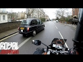 Download Commuting on a KTM 1290 Super Duke GT Video