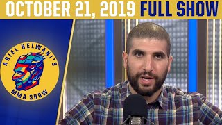 Download Ariel Helwani's MMA Show (October 21, 2019)   ESPN MMA Video