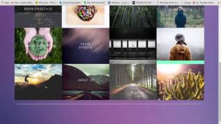 Download 06. Image Hover Effect Using Bootstrap CSS3 || Web Design Video