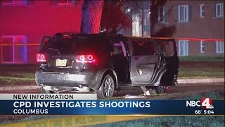 Download One person dead, two people in critical condition after southwest Columbus shooting Video
