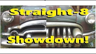 Download Will they Run? Straight-8 Showdown! Packard vs Buick, Part1 Video