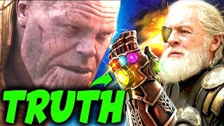 Download CONFIRMED: The REAL REASON THANOS Was AFRAID To Collect The INFINITY STONES Video