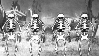 Download Silly Symphonies - The Skeleton Dance Video