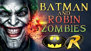 THE JOKER vs ZOMBIE MARTIANS ☆ Left 4 Dead 2 Mod (L4D2 Zombie Games