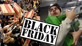 Download BLACK FRIDAY SHOPPING 2016! (ALMOST DIED) Video