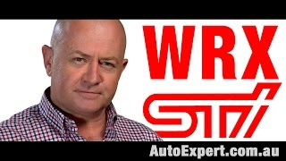 Download Subaru WRX STI Review | Auto Expert John Cadogan | Australia Video