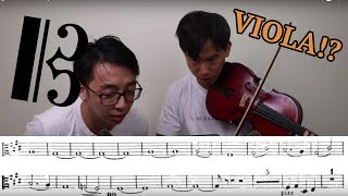 Download Guessing The Concerto from the VIOLA PART Video
