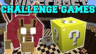 Download Minecraft: MANTICORE CHALLENGE GAMES - Lucky Block Mod - Modded Mini-Game Video