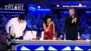 Download Adéla Ferencova | Česko Slovensko má talent 2011 Video