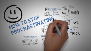 Download How To Stop Procrastinating - The 321 Trick Video