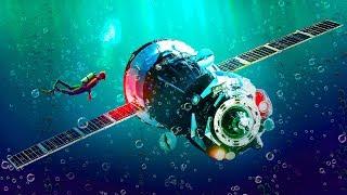 Download В самом отдаленном месте на Земле была обнаружена могила космических кораблей Video