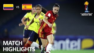Download Colombia v Spain - FIFA U-17 Women's World Cup 2018™ - Group D Video