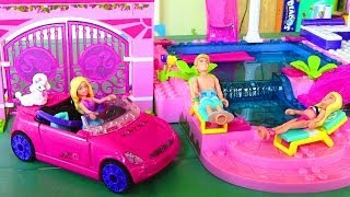 Download MEGA BLOKS Barbie On the Go Build n Style Barbie Doll Car Video
