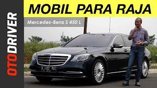 Download Mercedes-Benz S 450 L 2018 Review Indonesia | OtoDriver Video