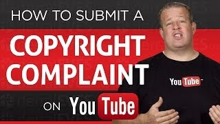 Download How to Report a Copyright Complaint in YouTube - DMCA Video