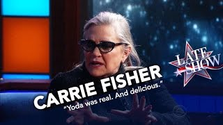 Download Carrie Fisher's Other Star Wars Revelations Video