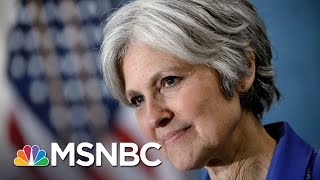 Download Jill Stein Seeking A Presidential Recount | MSNBC Video