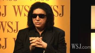 Download Gene Simmons on the Economy and What Women Want Video