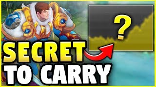 Download THE SECRET TO SOLO CARRYING RANKED IN SEASON 8 WITH TOP LANE (GAREN)! - League of Legends Video