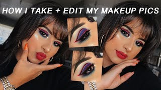 Download How I Take + Edit My Makeup Pictures!   Alexandra Leyva Video