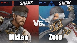 Download ZeRo vs MkLeo Winners Finals - Super Smash Bros. Ultimate Invitational at E3 2018 Video