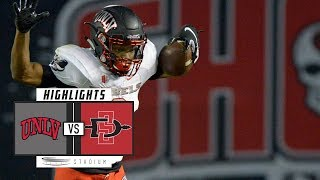 Download UNLV vs. San Diego State Football Highlights (2018) | Stadium Video