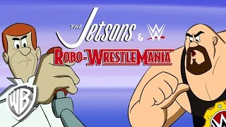 Download The Jetsons and WWE Space Age Superstars | Jetsons & WWE: Robo-Wrestlemania! Video
