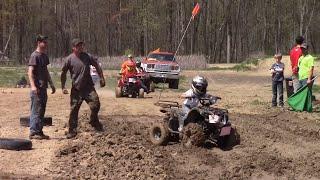 Download Kids ATV Races At Run What Ya Brung Indiana May 2015 Finish View Video