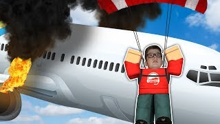 Download The plane was crashing so I jumped out! Video