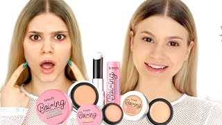 Download FIRST IMPRESSION | NEW BENEFIT BOI-ING CONCEALER COLLECTION REVIEW Video