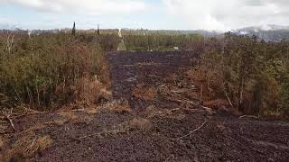 Download Volcano Aftermath, Leilani Estates, Hawaii, May 12th Video