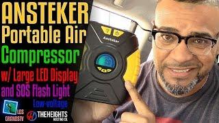 Download Ansteker Portable Air Compressor 💨 : LGTV Review Video