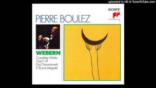 Download Anton Webern - Five songs (Fünf Lieder aus ″Der Siebente Ring″), op.3 (1908) Video