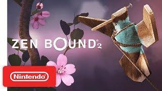 Download Zen Bound 2 Launch Trailer - Nintendo Switch Video