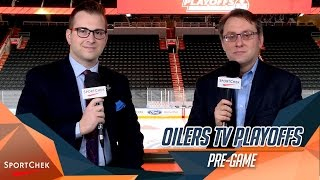 Download GAME 2 - PART 1 | Oilers Coverage Video