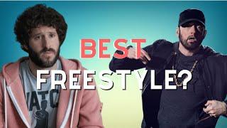 Download Best White Rapper Freestyle? (Lil Dicky/Mac Miller/Eminem/G-Eazy/MGK/Logic) Video
